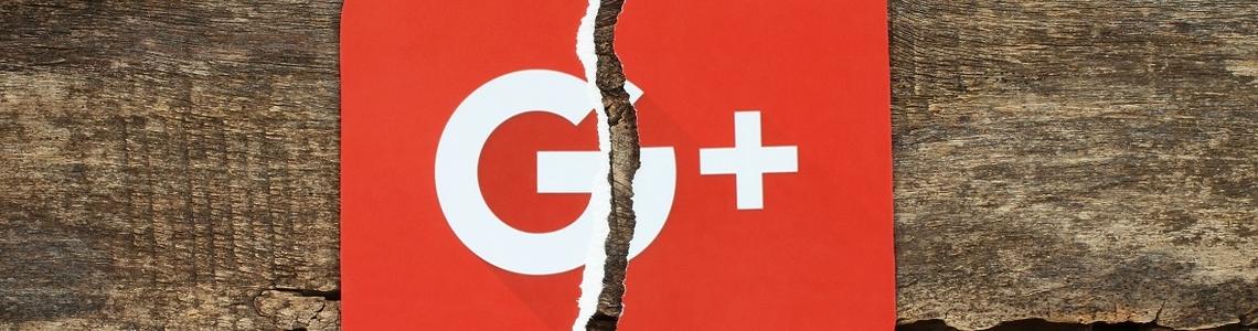 Google+ sarà disattivata ad aprile 2019
