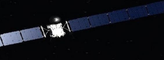 foto della sonda Rosetta