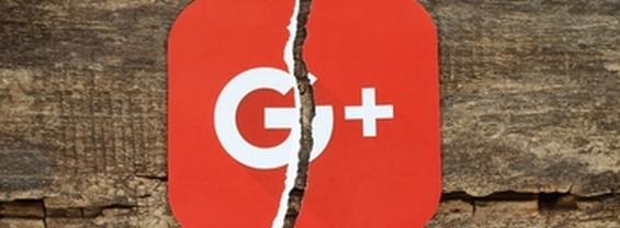 Google+ disattivata ad aprile 2019
