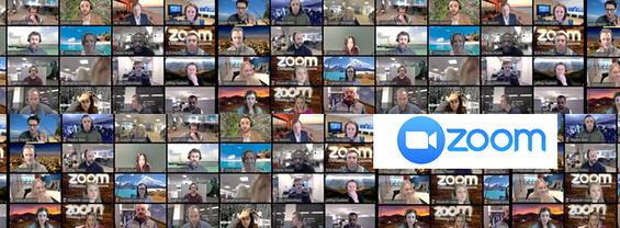 Zoom meeting per la comunità accademica