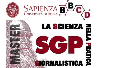 master sgp, bbcd, sapienza, la scienza nella pratica giornalistica, isabella saggio