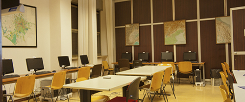 Laboratorio di formazione avanzata e software scientifici piano 5