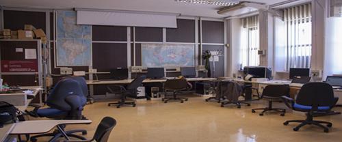 Laboratorio GIS piano 5