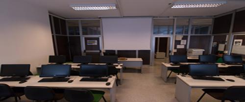 Foto Laboratorio informatica - piano 4