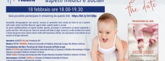 Immagine della Locandina di presentazione dell'evento