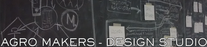 Agro Makers - Product Design Studio 4 course