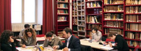 Presentazione del manifesto degli studi agli allievi