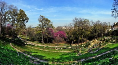 Apertura Orto Botanico di Roma 21 e 22 aprile 2019