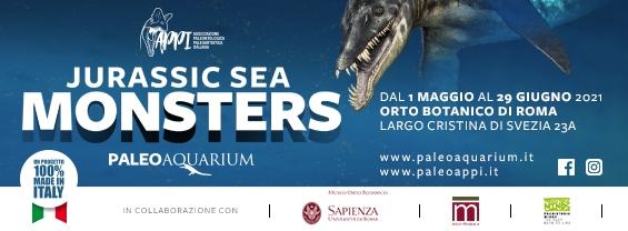 PaleoAquarium - Jurassic Sea Monster