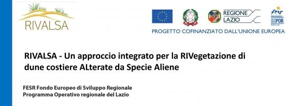 RIVALSA - Un approccio integrato per la RIVegetazione di dune costiere ALterate da Specie Aliene