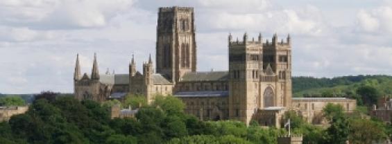 Cathedral, Durham, UK