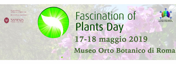 Fascination of Plants Day 2019