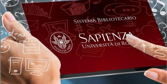 Benvenuti nel sito del Sistema Bibliotecario di Sapienza Università di Roma
