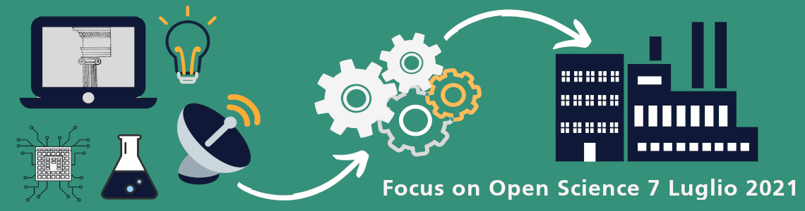 Focus on Open Science Roma Banner