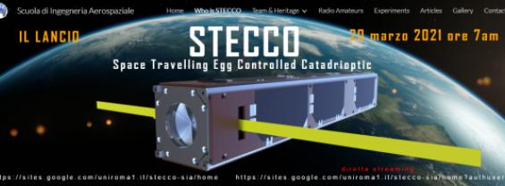 STECCO il lancio