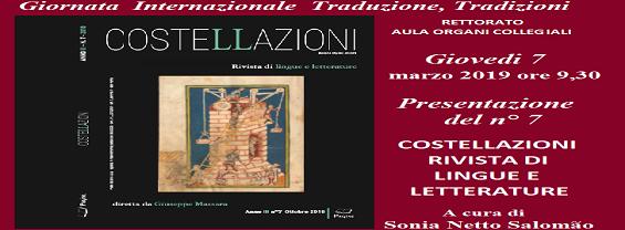 Giornata Internazionale Traduzione, Tradizioni