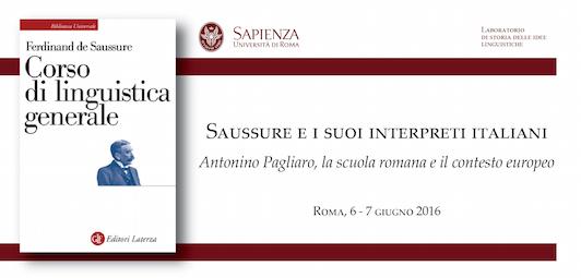 Convegno Saussure 2016